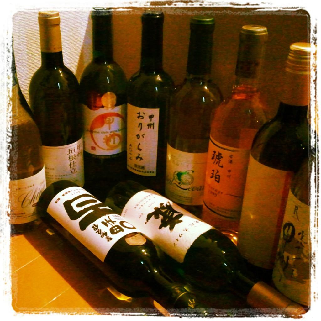 tegakari2 1024x1024 連続ワイン会「日本ワインのてがかり(2)~甲州篇~」開催します。